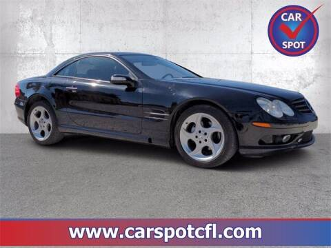 2005 Mercedes-Benz SL-Class for sale at Car Spot Of Central Florida in Melbourne FL