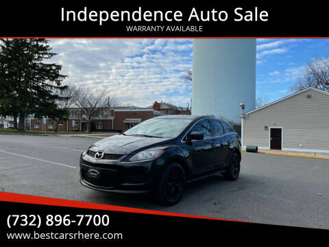 2008 Mazda CX-7 for sale at Independence Auto Sale in Bordentown NJ