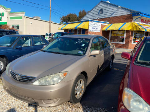 2003 Toyota Camry for sale at Diamond Auto Sales in Pleasantville NJ
