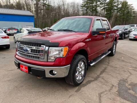 2013 Ford F-150 for sale at AutoMile Motors in Saco ME