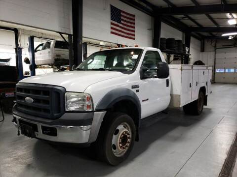 2007 Ford F-550 Super Duty for sale at Better All Auto Sales in Yakima WA