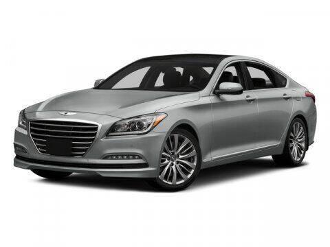 2015 Hyundai Genesis for sale at Scott Evans Nissan in Carrollton GA