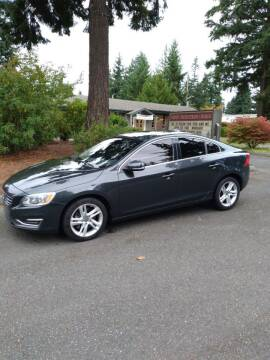 2014 Volvo S60 for sale at Seattle Motorsports in Shoreline WA