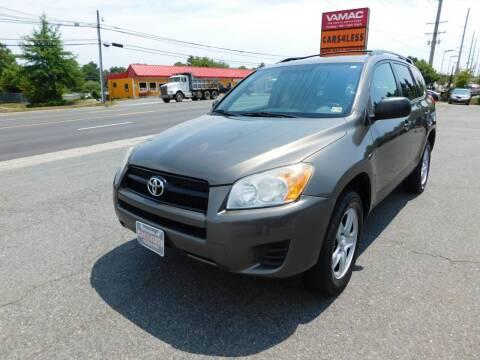 2010 Toyota RAV4 for sale at Cars 4 Less in Manassas VA