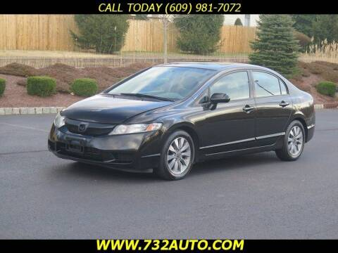 2011 Honda Civic for sale at Absolute Auto Solutions in Hamilton NJ