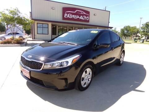 2017 Kia Forte for sale at Eastep Auto Sales in Bryan TX