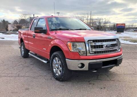 2013 Ford F-150 for sale at Cj king of car loans/JJ's Best Auto Sales in Troy MI