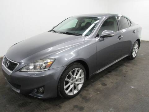 2012 Lexus IS 350 for sale at Automotive Connection in Fairfield OH