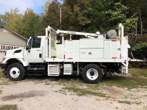 2008 International WorkStar 7300 for sale at Monroe Auto's, LLC in Parsons TN