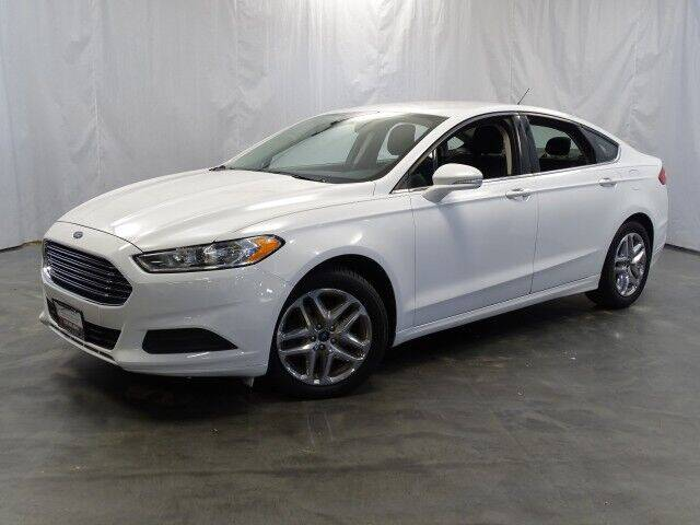 2013 Ford Fusion for sale at United Auto Exchange in Addison IL