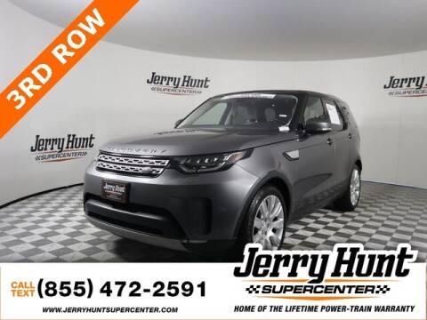 2017 Land Rover Discovery for sale at Jerry Hunt Supercenter in Lexington NC