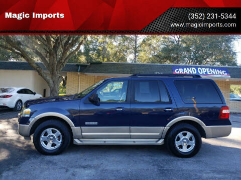 2007 Ford Expedition for sale at Magic Imports in Melrose FL