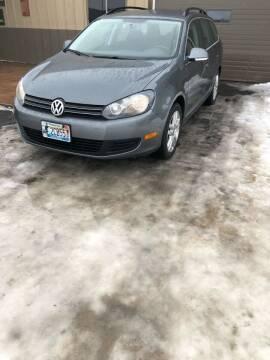 2012 Volkswagen Jetta for sale at Motorsota in Becker MN