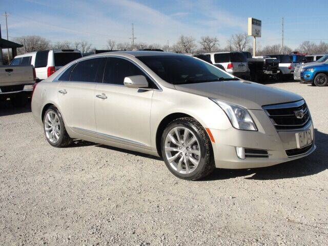 2016 Cadillac XTS for sale at Frieling Auto Sales in Manhattan KS