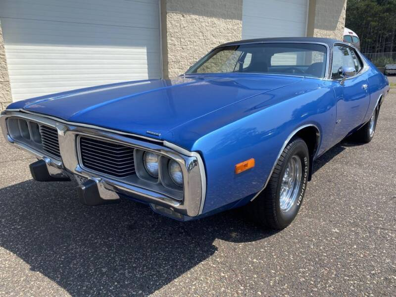 1974 Dodge Charger for sale at Route 65 Sales & Classics LLC - Classic Cars in Ham Lake MN