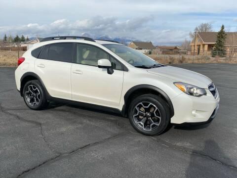 2014 Subaru XV Crosstrek for sale at Salida Auto Sales in Salida CO