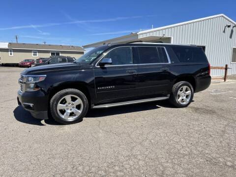 2015 Chevrolet Suburban for sale at Mikes Auto Inc in Grand Junction CO
