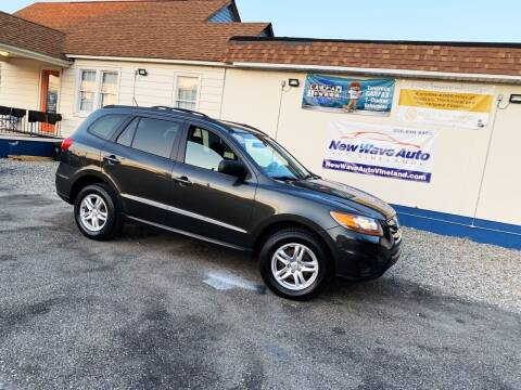 2011 Hyundai Santa Fe for sale at New Wave Auto of Vineland in Vineland NJ
