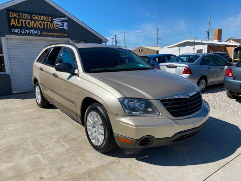 2006 Chrysler Pacifica for sale at Dalton George Automotive in Marietta OH