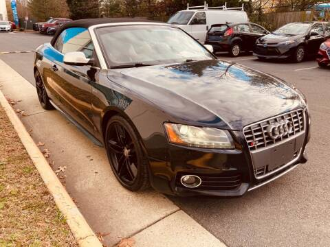 2012 Audi S5 for sale at Pleasant Auto Group in Chantilly VA