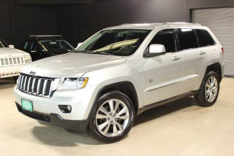 2011 Jeep Grand Cherokee for sale at AUTOLEGENDS in Stow OH