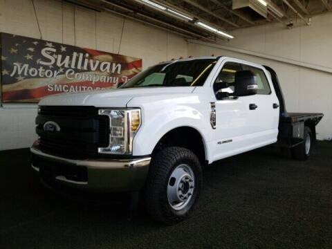 2018 Ford F-350 Super Duty for sale at SULLIVAN MOTOR COMPANY INC. in Mesa AZ