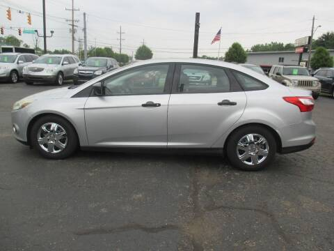 2012 Ford Focus for sale at Home Street Auto Sales in Mishawaka IN