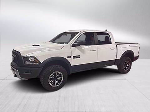 2016 RAM Ram Pickup 1500 for sale at Fitzgerald Cadillac & Chevrolet in Frederick MD