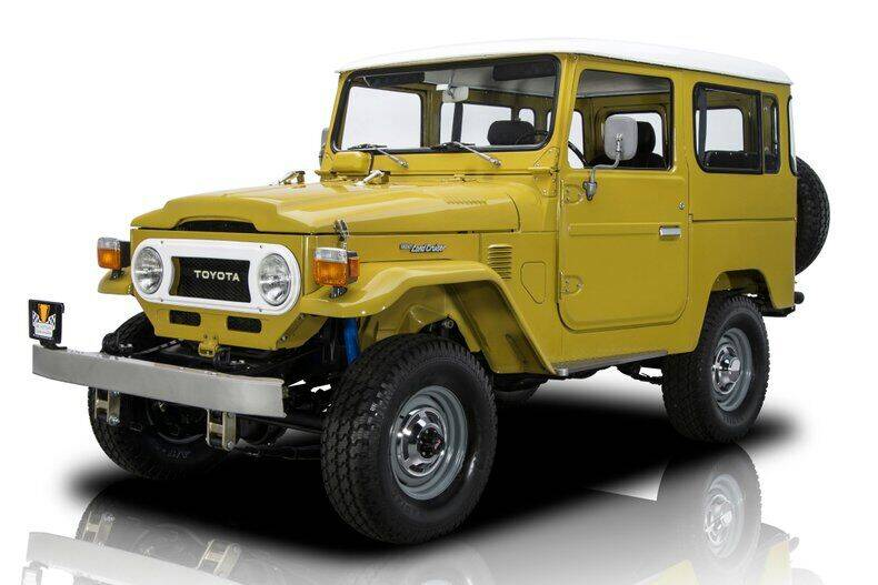1978 Toyota Land Cruiser for sale in Charlotte, NC