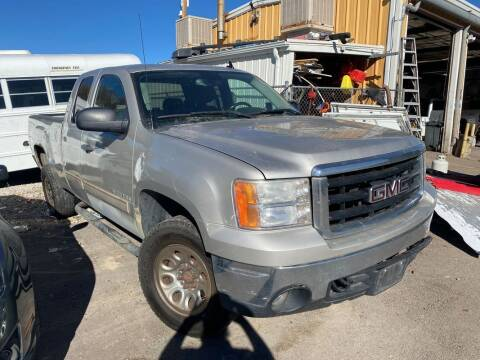 2008 GMC Sierra 1500 for sale at BERKENKOTTER MOTORS in Brighton CO