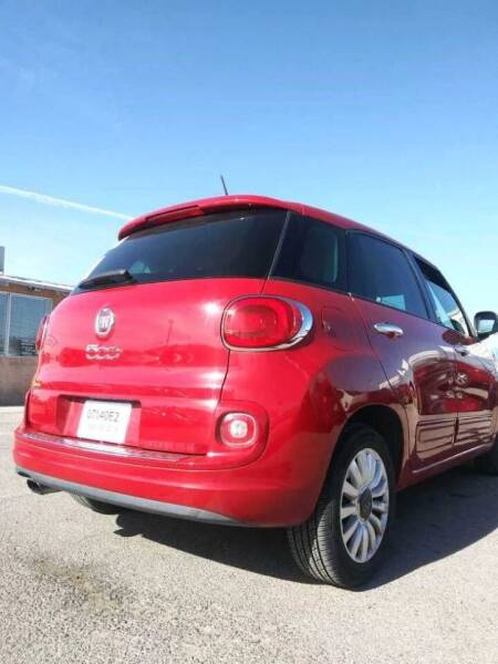 2014 FIAT 500L for sale at Moving Rides in El Paso TX