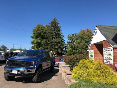 2018 Ford F-150 for sale at Direct Sales & Leasing in Youngstown OH