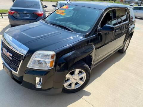 2012 GMC Terrain for sale at Raj Motors Sales in Greenville TX