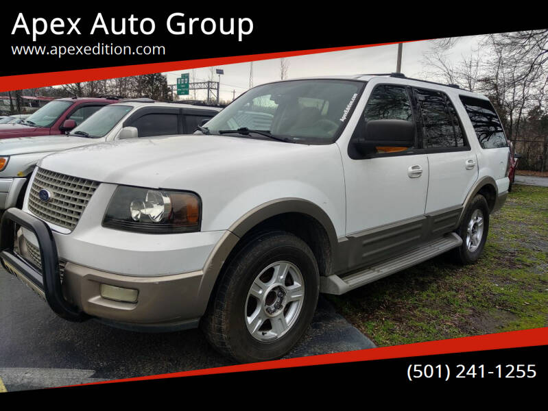 2003 Ford Expedition for sale at Apex Auto Group in Cabot AR