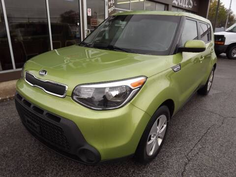 2016 Kia Soul for sale at Arko Auto Sales in Eastlake OH