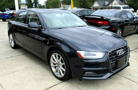 2015 Audi A4 for sale at Pars Auto Sales Inc in Stone Mountain GA