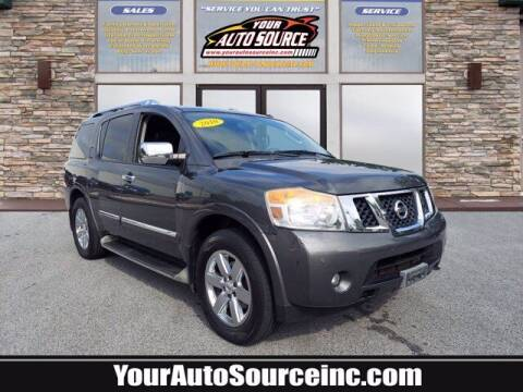 2010 Nissan Armada for sale at Your Auto Source in York PA