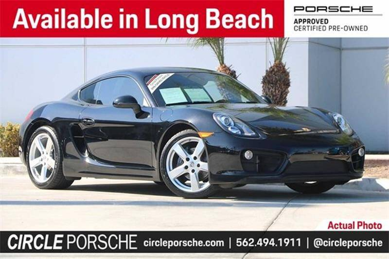 2016 Porsche Cayman for sale in Long Beach, CA