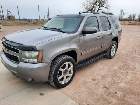 2009 Chevrolet Tahoe for sale at Best Car Sales in Rapid City SD