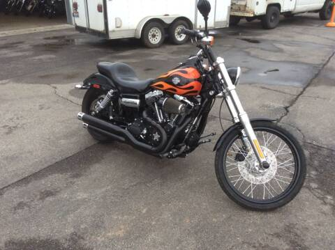 2010 Harley Davidson Dyna Wideglide for sale at Atlas Automotive Sales in Hayden ID