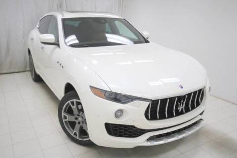 2017 Maserati Levante for sale at EMG AUTO SALES in Avenel NJ