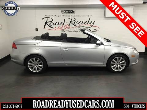 2009 Volkswagen Eos for sale at Road Ready Used Cars in Ansonia CT