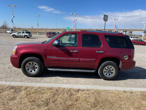 2007 GMC Yukon for sale at GILES & JOHNSON AUTOMART in Idaho Falls ID