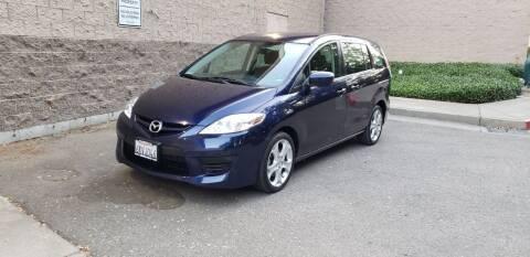 2010 Mazda MAZDA5 for sale at SafeMaxx Auto Sales in Placerville CA