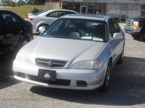 2001 Acura TL for sale at HAPPY TRAILS AUTO SALES LLC in Taylors SC
