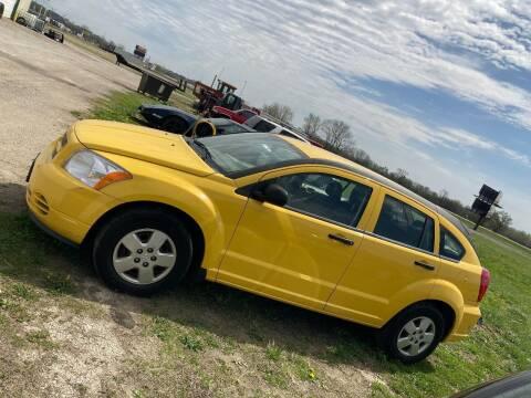 2007 Dodge Caliber for sale at Zimmerman Motors LLC in Wathena KS