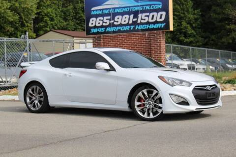 2015 Hyundai Genesis Coupe for sale at Skyline Motors in Louisville TN