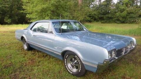 1966 Oldsmobile Cutlass for sale at Classic Car Deals in Cadillac MI