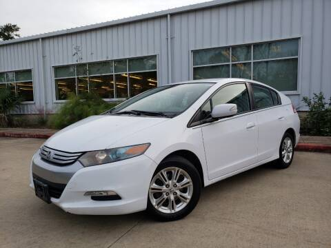 2010 Honda Insight for sale at Houston Auto Preowned in Houston TX