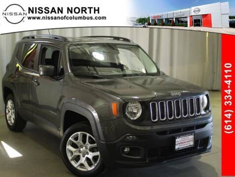 2017 Jeep Renegade for sale at Auto Center of Columbus in Columbus OH